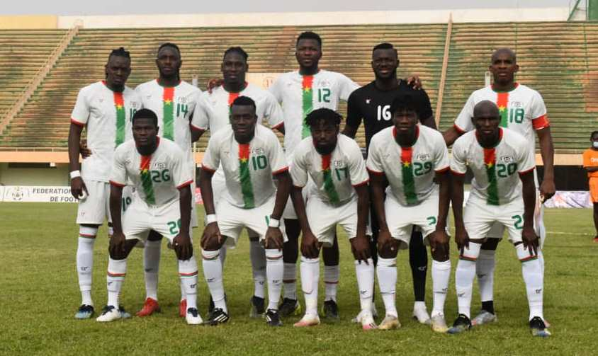 Eliminatoires CAN 2021 : le Burkina Faso fini premier du groupe B