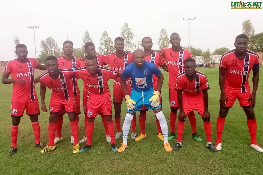 Coupe du Faso : l'AS Police décroche une place en quart
