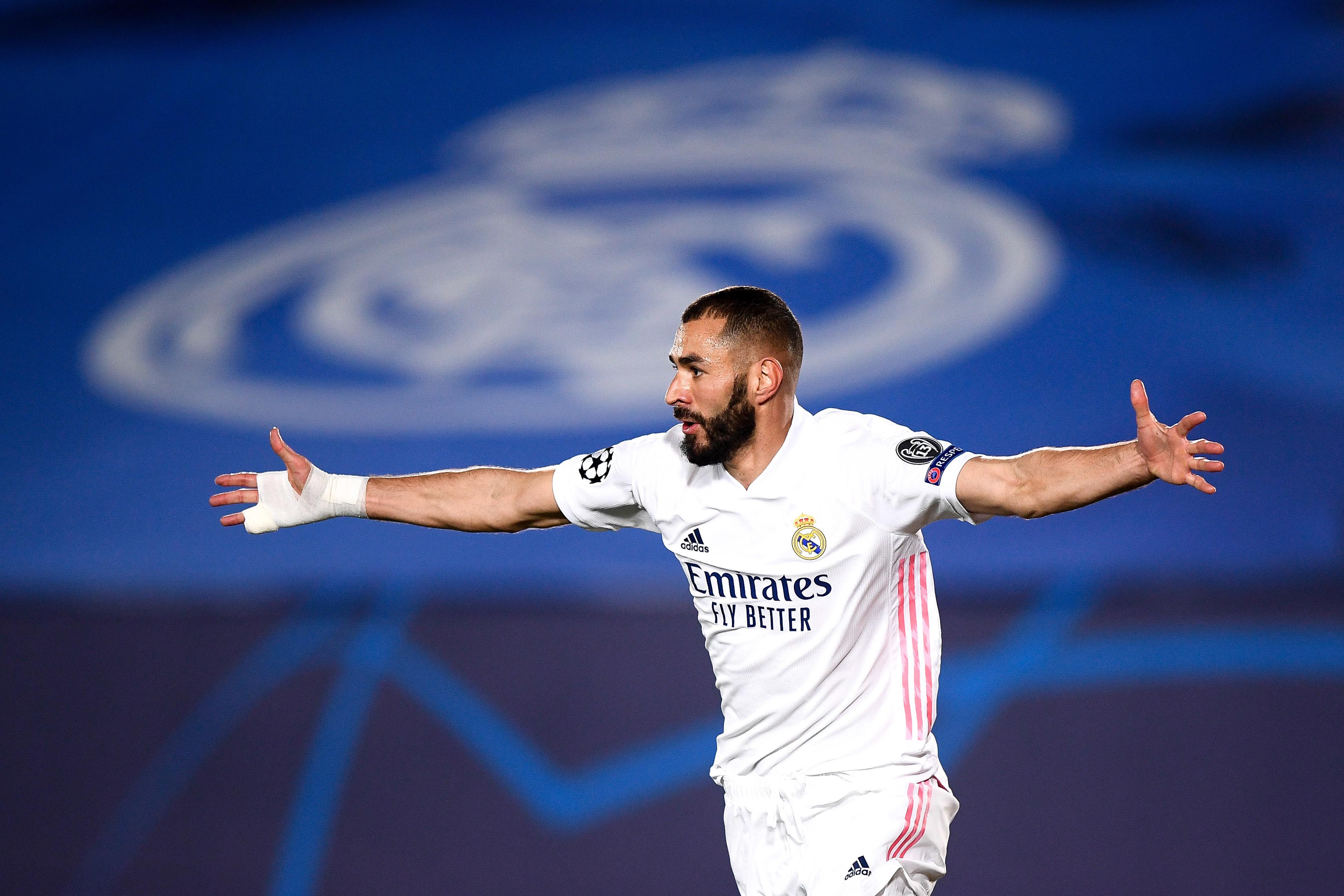 Ligue des Champions: Benzema a toujours rêvé d'égaler Raul