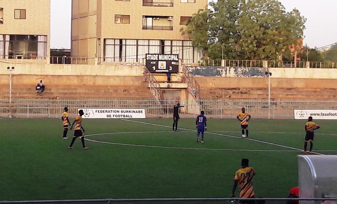 27e journée Fasofoot: Royal FC enfonce KOZAF dans la crise
