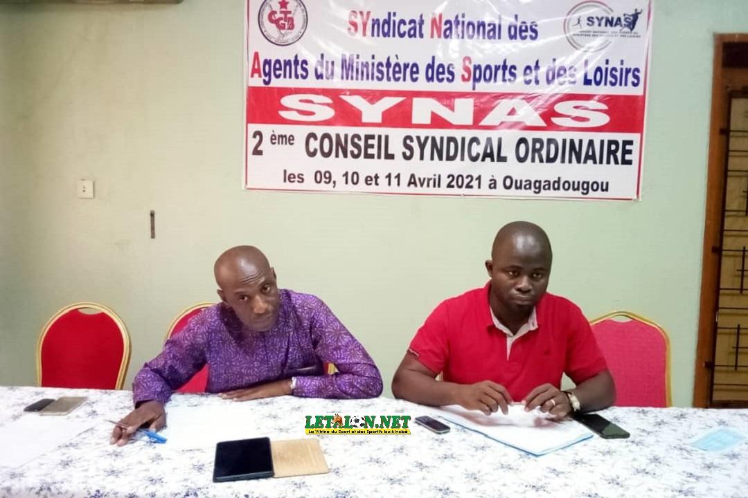 2e conseil syndical du SYNAS : deux grandes résolutions pour améliorer la vie des agents du MSL