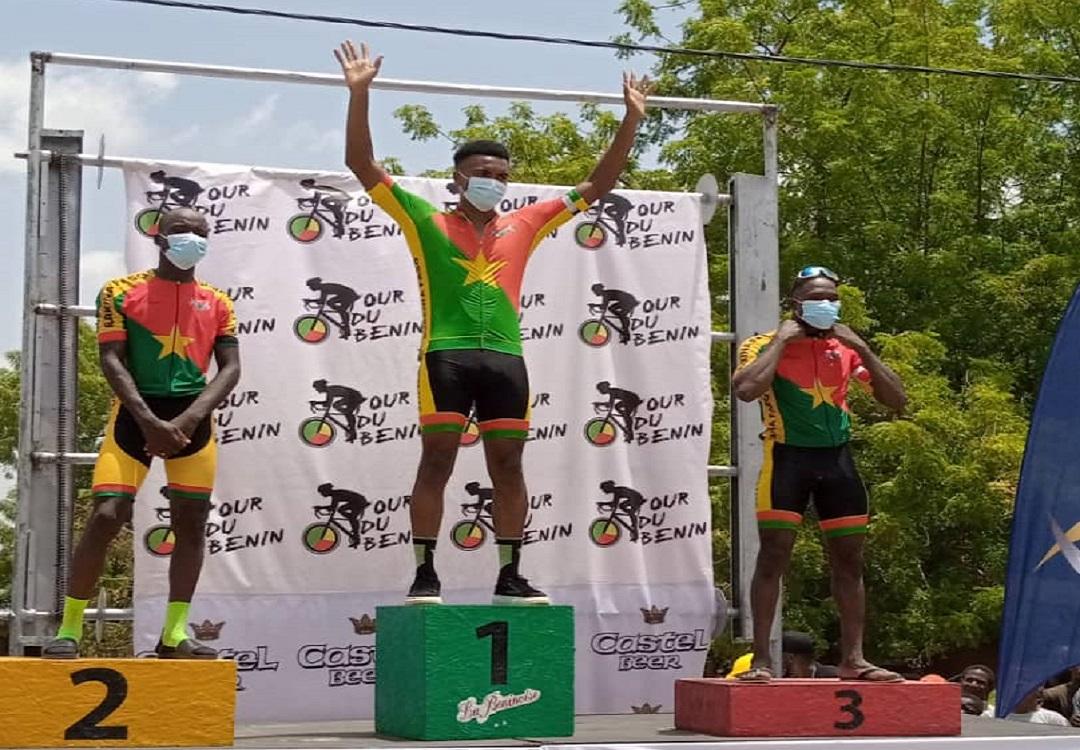 Première étape Tour du Bénin 2021: les Etalons reçus 6 sur 6
