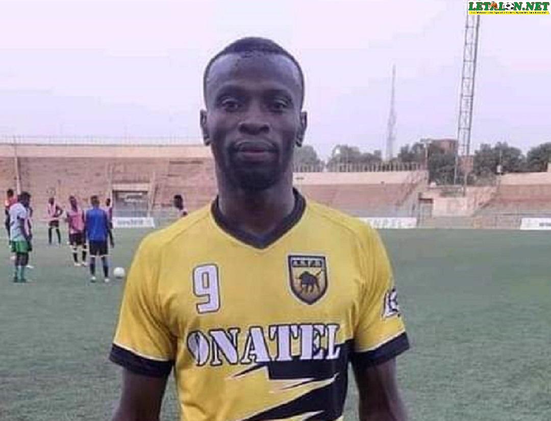Fasofoot: Sory Koné de l'ASFB élu joueur AJSB du mois d'avril