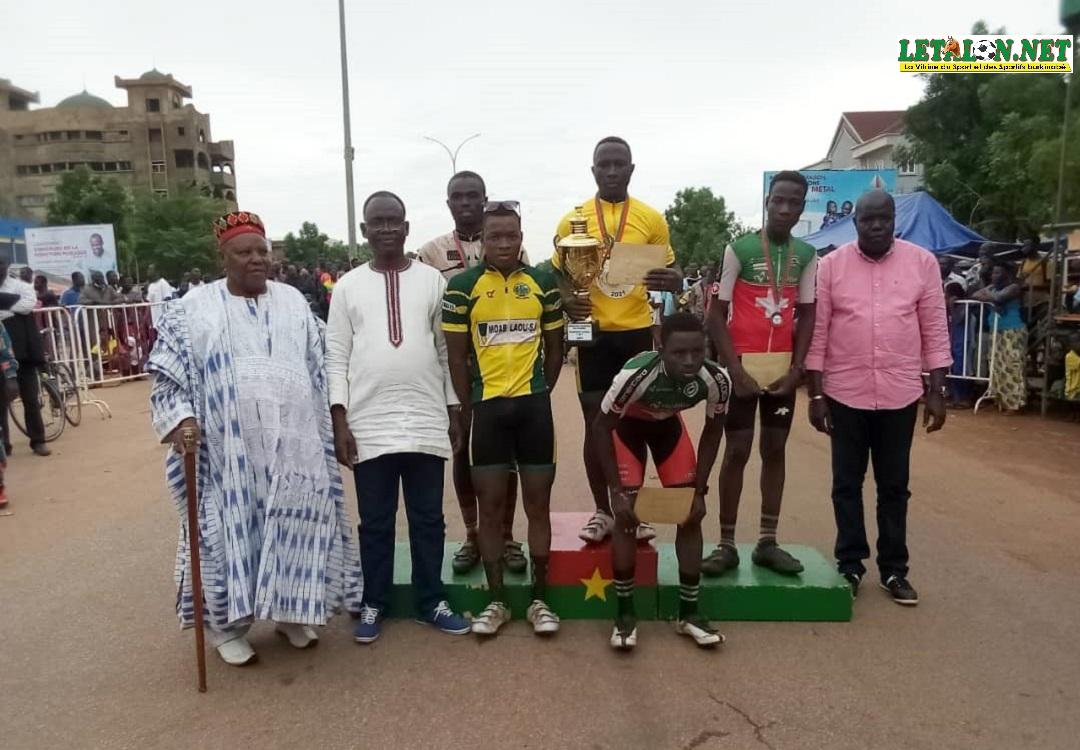 Championnat national B Cyclisme : Kanhaye Soulama de MAKAFA au sommet