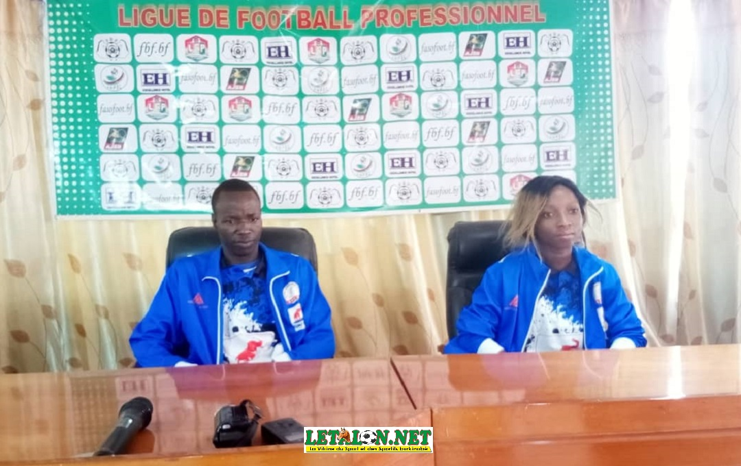 Pascal Sawadogo, coach Etincelles FC :« Le football féminin n'a pas encore pris son envol »