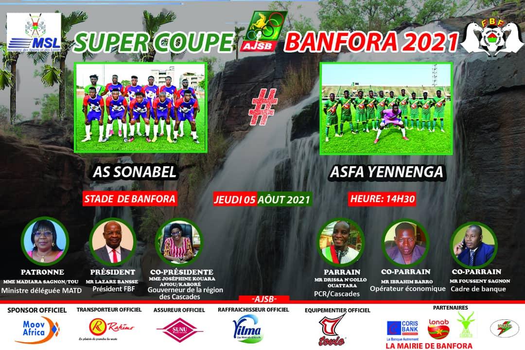 SUPER COUPE AJSB BANFORA 2021