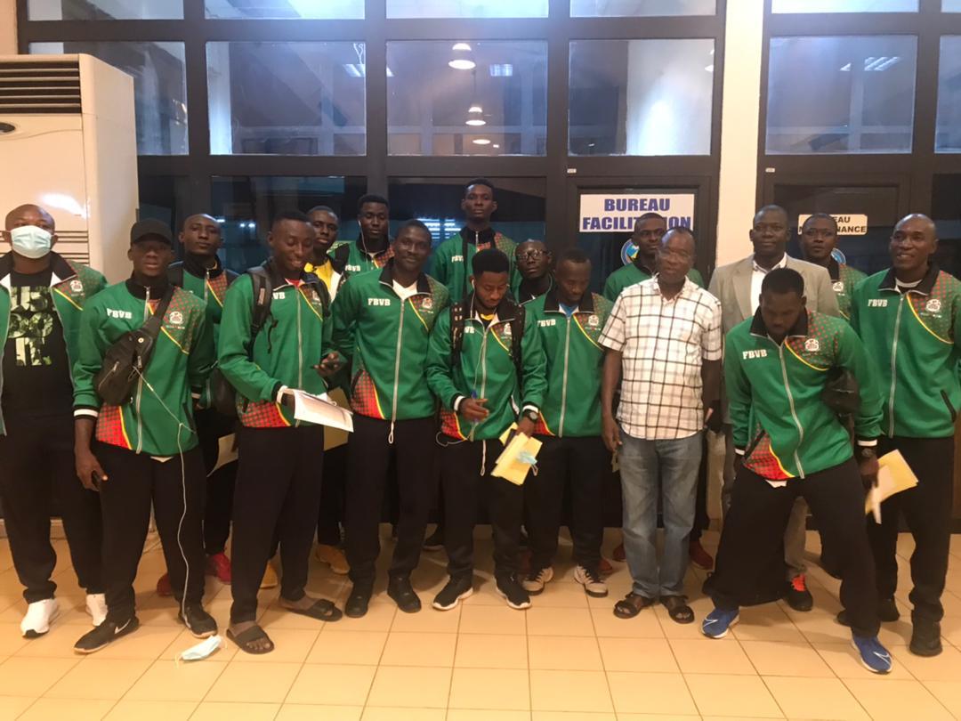 CAN 2021/Volley-ball : les Etalons en stage au Maroc