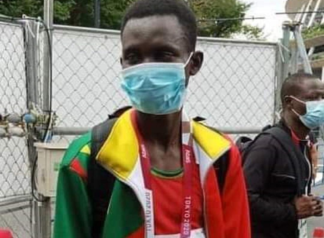 Jeux Paralympiques Tokyo 2020/100 m : Ferdinand Compaoré disqualifié