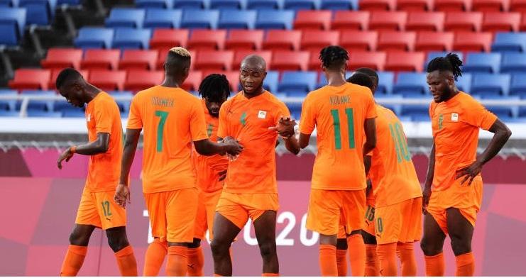 JO Tokyo 2020/Fotball : la Côte d'Ivoire en quart de finale