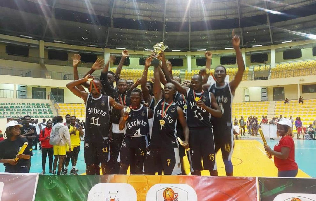 Championnat national de basket-ball 2021 : les Archers s'imposent en junior et en senior hommes
