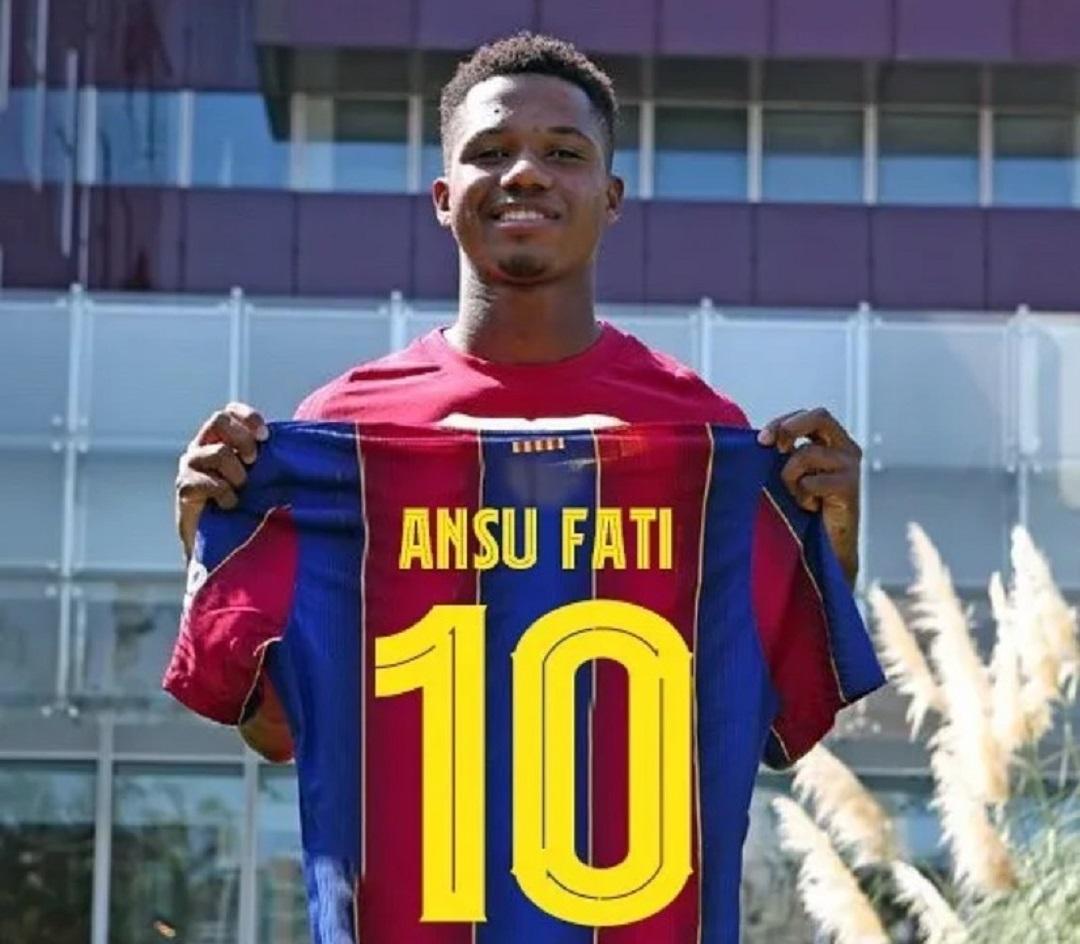 Liga: le FC Barcelone a un nouveau numéro 10