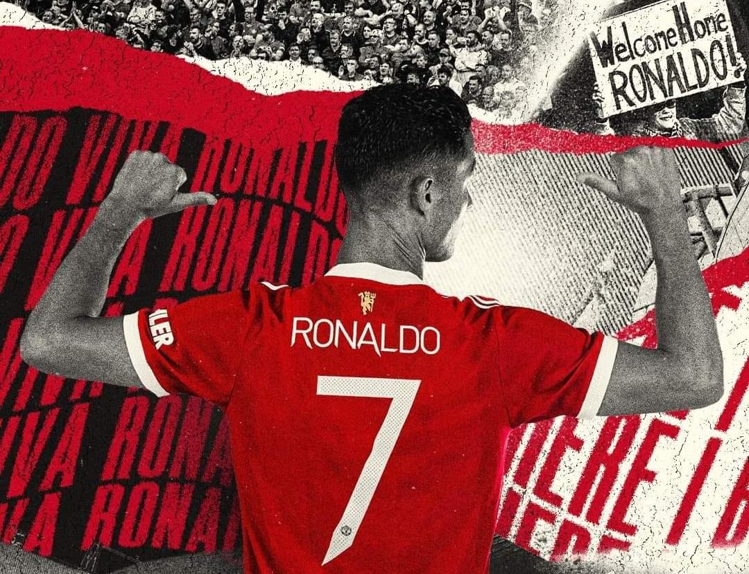 Manchester United: près de 500 maillots de CR7 vendus en 12h