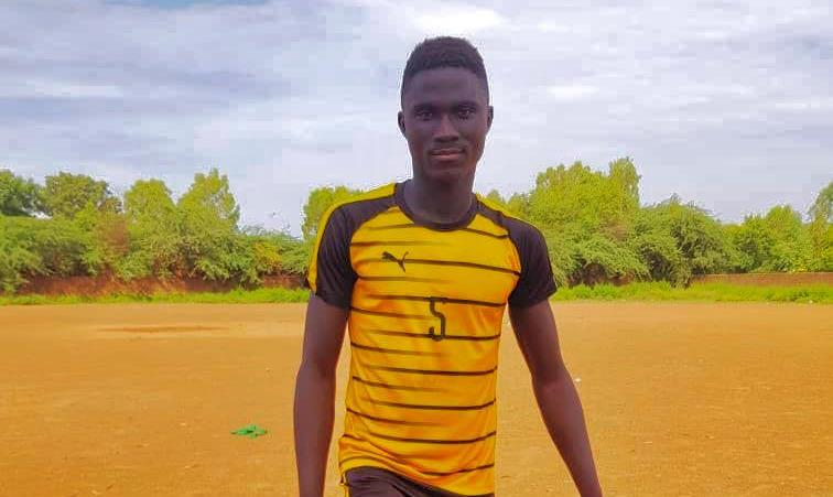 Mohamed Aphis Birba: un jeune défenseur aux grandes potentialités