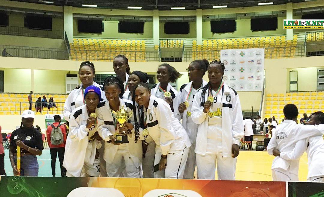 Championnat national basket-ball/dames: le RCB détrône l'AS Douanes
