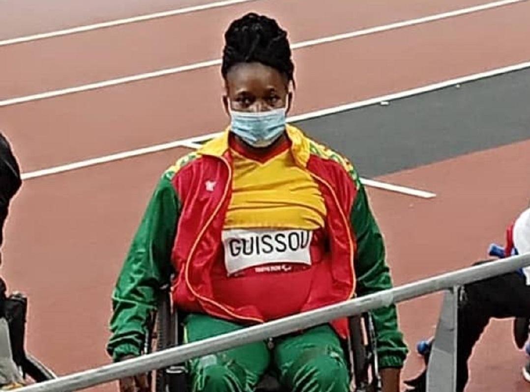 Jeux paralympiques Tokyo 2020 : Victorine Guisssou termine 12e sur 20