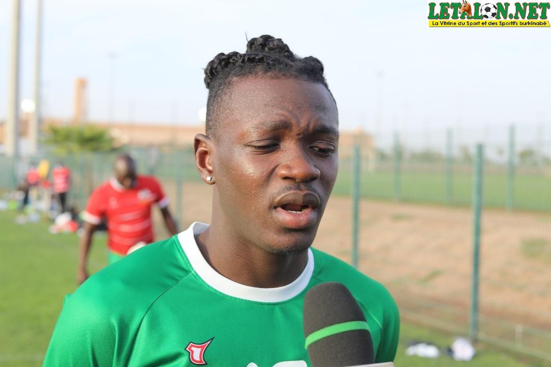 Abdoul Fessal Tapsoba: «C'est une course contre l'Algérie et non contre le Djibouti ou le Niger»