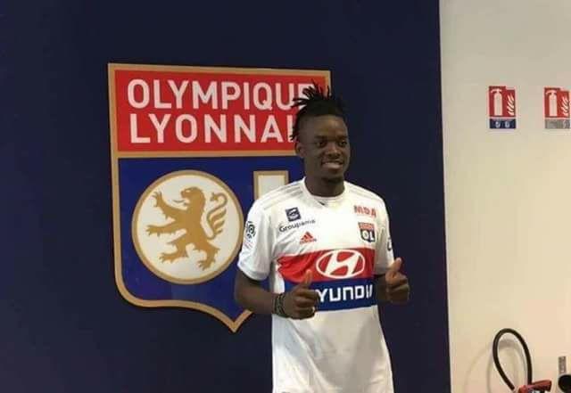 OFFICIEL: Bertrand Traoré vient de signer à Lyon pour plus de 13 milliards FCFA