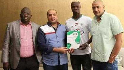 AL MASRY (EGYPTE): Aristide Bancé vient de signer