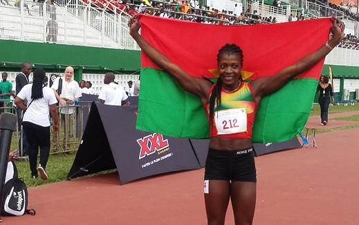 JEUX AFRICAINS/100 M HAIES : Marthe Koala remporte l'argent