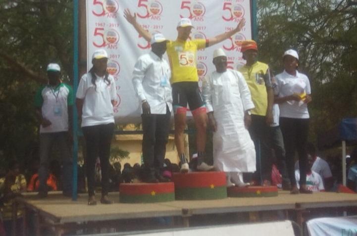 4e ETAPE TOUR DU FASO 2017: Benjamin Stroder se rend justice