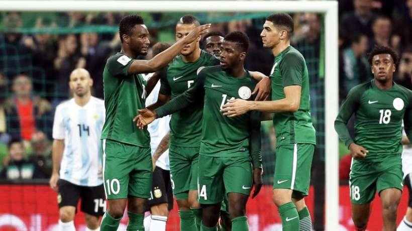 CDM GROUPE D: Le Nigeria laisse filer l'Argentine en 8es 1-2
