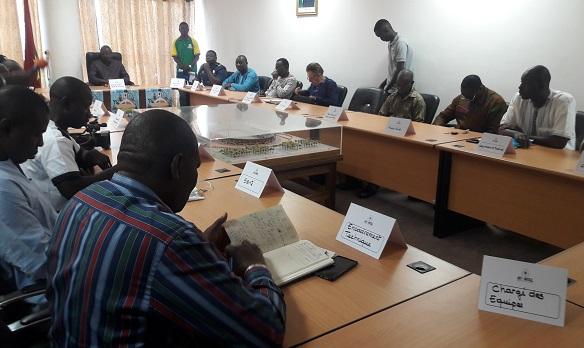 TOUR DU FASO 2018: A la découverte des différentes commissions et leur président