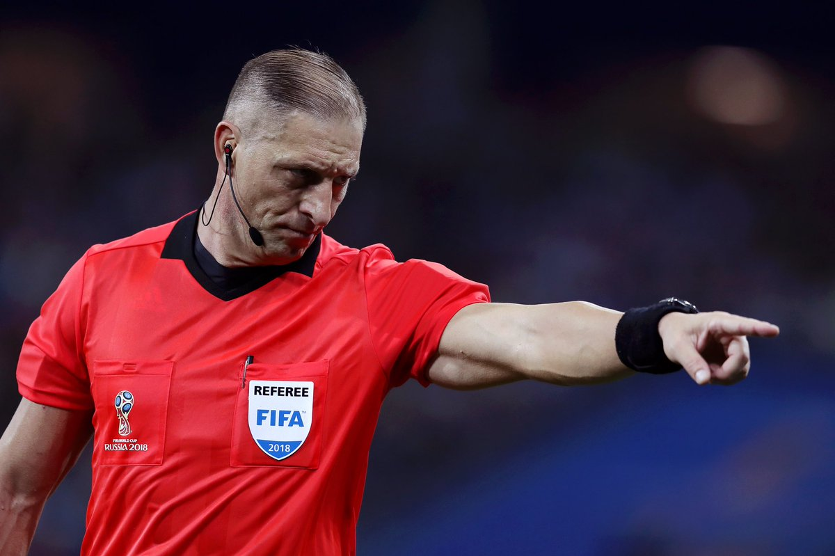 Russie 2018: l'Argentin Nestor Pitana sifflera la finale