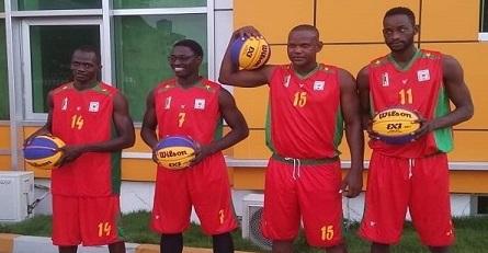 COUPE D'AFRIQUE FIBA 3×3: le Burkina se qualifie chez les hommes et les dames