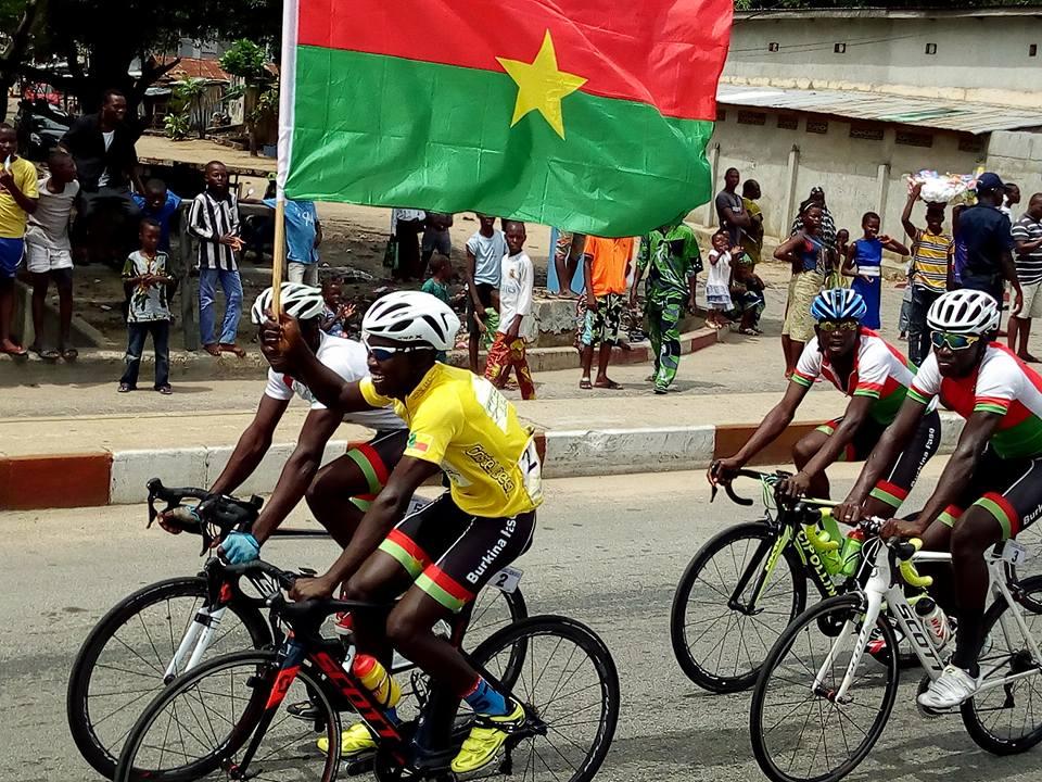 TROPICALE AMISSA BONGO 2019 : Le Burkina présent avec 6 coureurs