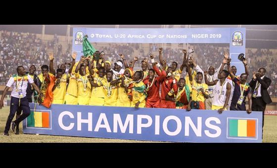 FINALE CAN U20 : Le Mali prend sa revanche sur le Sénégal et s'adjuge le trophée