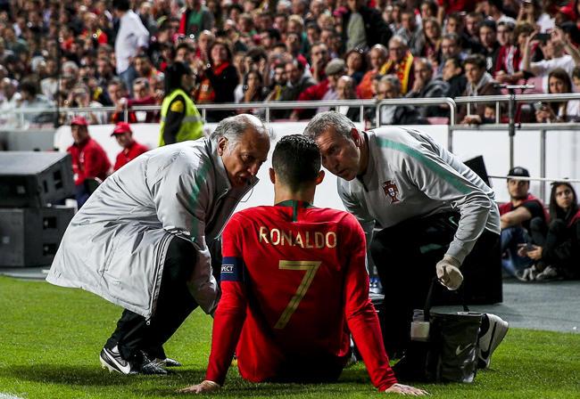 PORTUGAL # SERBIE : Sorti sur blessure, Ronaldo rassure