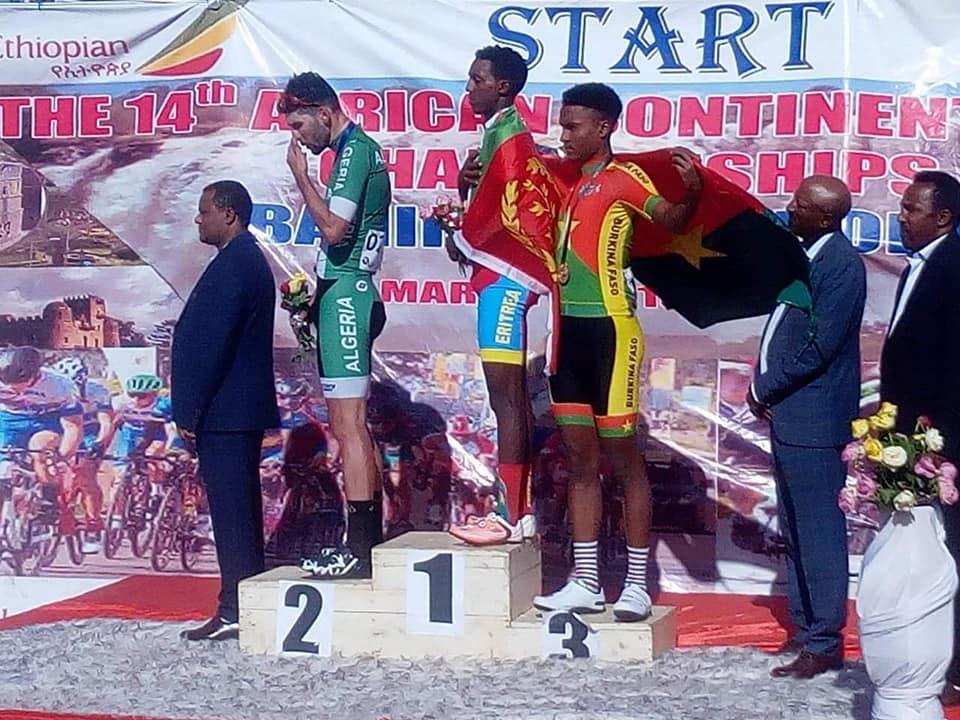 CHAMPIONNATS D'AFRIQUE DE CYCLISME : 2 médailles de bronze pour le Burkina