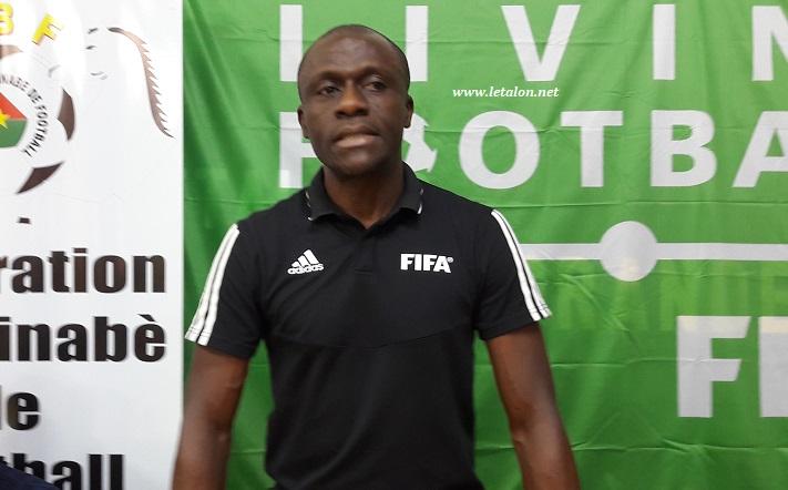 NOUMANDIEZ DOUE, INSTRUCTEUR FIFA: «L'arbitrage africain est dans les standards de l'arbitrage mondial»