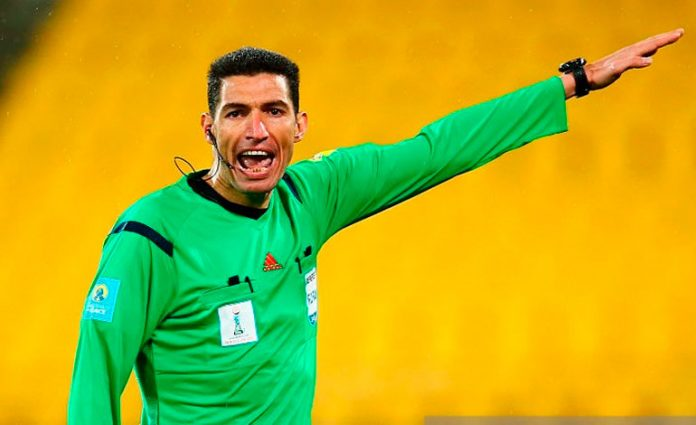 CAF : L'arbitre égyptien Ghead Grisha suspendu 6 mois