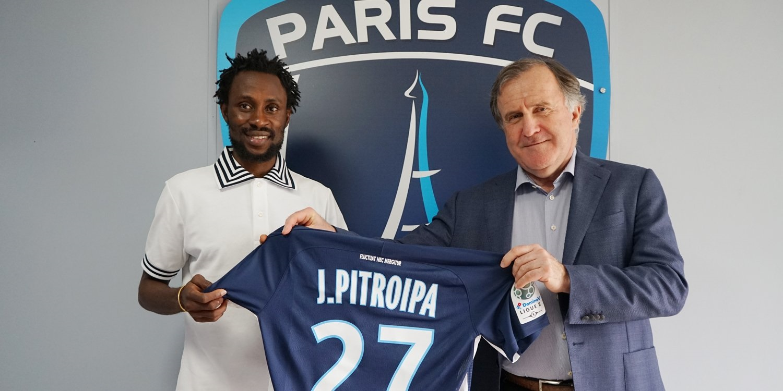 PARIS FC / FRANCE : 2 saisons supplémentaires pour Pitroipa