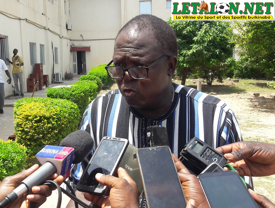 Elections à la FBF : Amado Traoré annoncera sa candidature ce jeudi (exclusif)