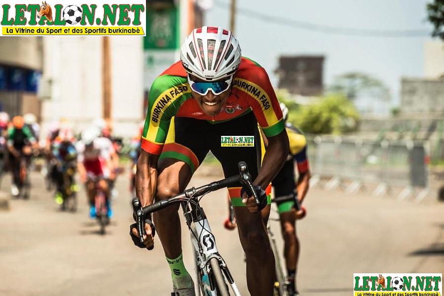 Championnats d'Afrique de cyclisme sur route: Paul Daumont en bronze