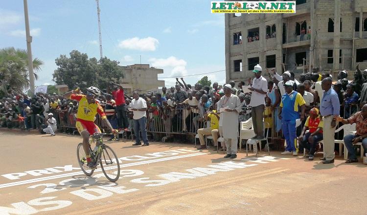 Grand prix 20 ans Savane fm : Boureima Nana, le plus rapide