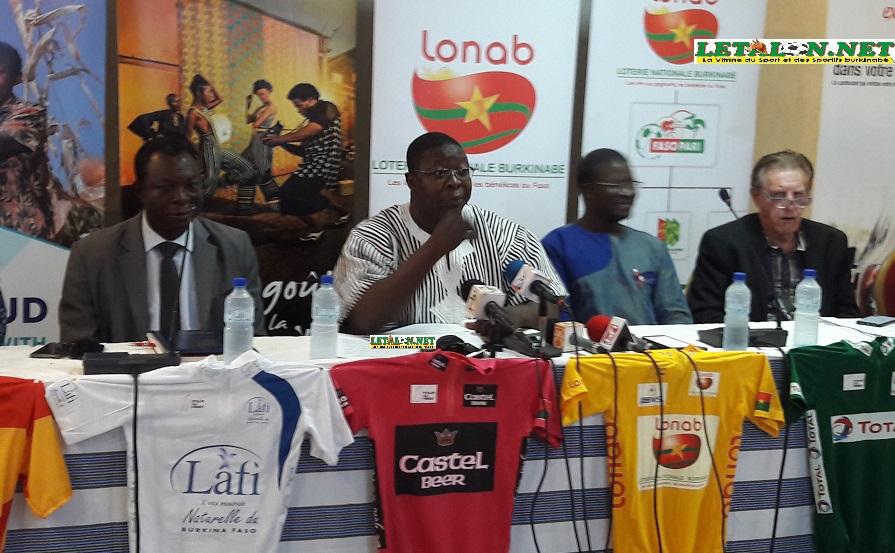 Tour du Faso 2019: le budget passe de 420 millions à 400 millions
