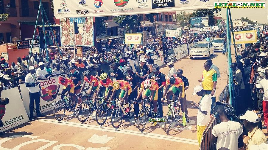 Tour du Faso 2019 : Entame difficile des Etalons