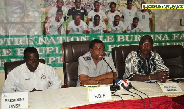 Barrage retour CHAN / Burkina # Ghana : l'UNSE sonne la mobilisation de tous les burkinabè