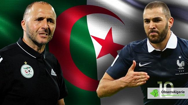 Algérie : Belmadi ne veut pas de Benzema