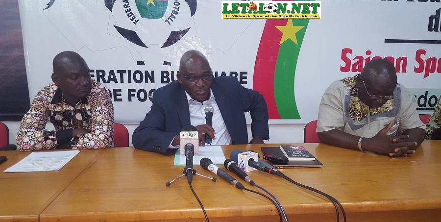 Championnats petites catégories: près de 155 millions F CFA mobilisés
