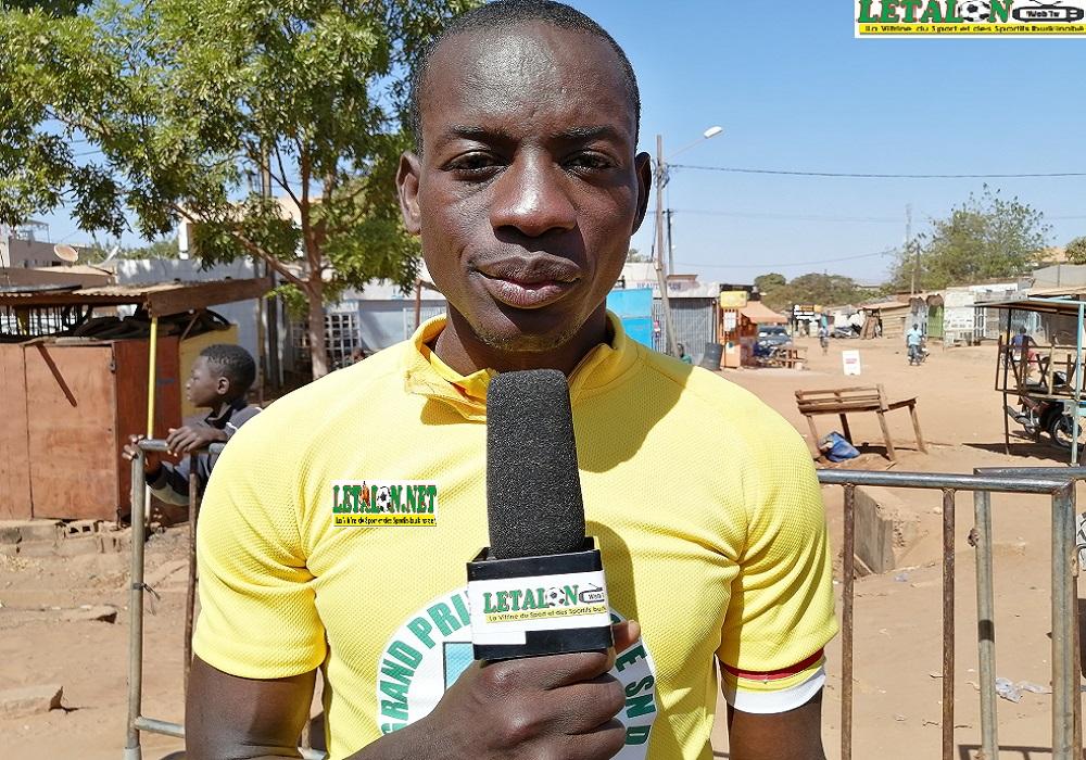 Mathias Sorgho : «La plus grande déception de ma carrière, c'est le Tour du Cameroun 2018»
