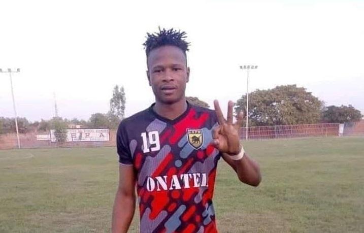 Fasofoot : Alassane Sawadogo désigné Joueur AJSB du mois de décembre