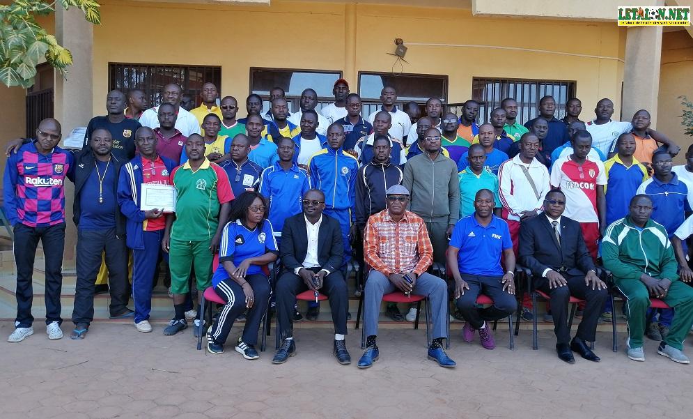 Football à la base : 50 instituteurs prêts à encadrer 1 000 écoliers