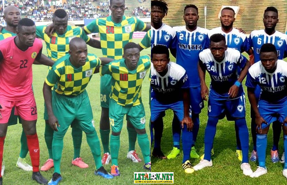 16es de finale Coupe du Faso : le Onze de départ de l'ASFA-Y et de l'EFO