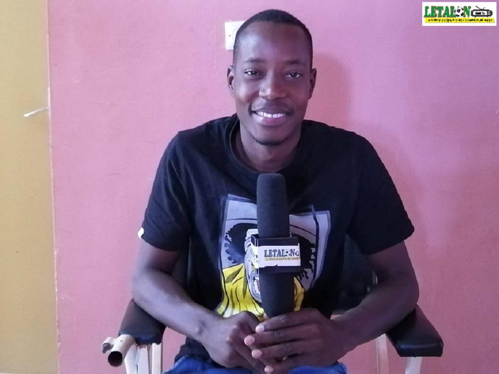 Mahamad Sangaré : le journaliste-slameur se dévoile