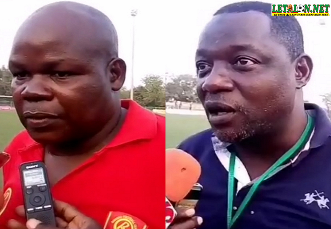 23e journée Fasofoot/Rahimo # AS Douanes 0-1: les réactions des coaches