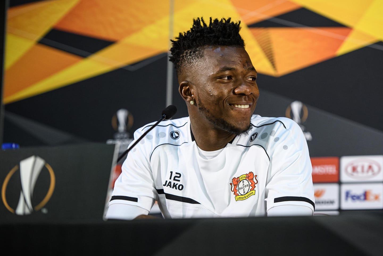 Edmond Tapsoba, Bayer Leverkusen: « Je veux continuer à progresser de jour en jour»